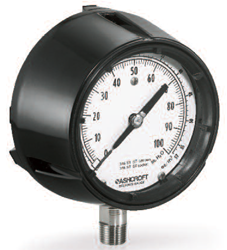 Ashcroft Compound Gauges : Ashcroft low pressure gauge kodiak controls