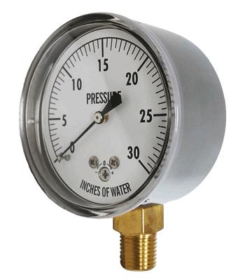 low pressure gauge. kodiak kc25 low pressure gauge