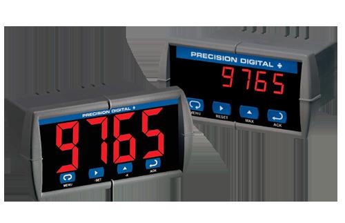 Precision Digital Panel Meters : Precision digital pd meter kodiak controls