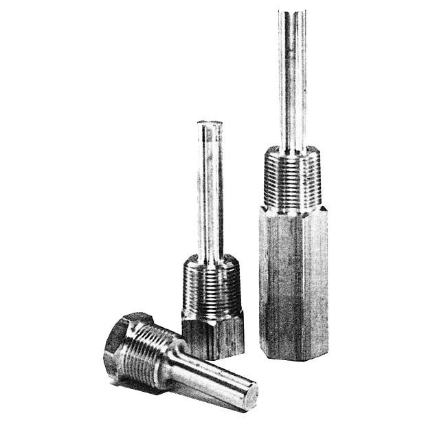 Weksler Instruments Socket Weld Thermowell | Kodiak Controls