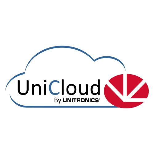 Unitronics UniCloud logo